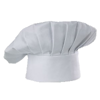 Chocolate Chef's Hat