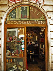 Great Place for Chocolate