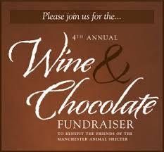 Chocolate Events - Chocolate Fund Raiser